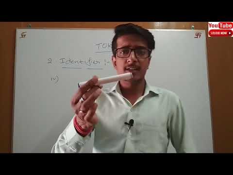 C Programming Fundamental || Token - Part 1 || Keyword and Identifier ( Hindi )