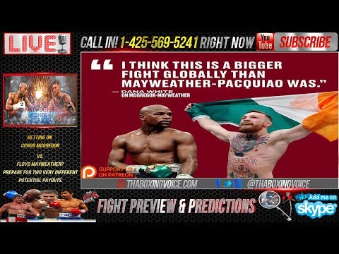 Betting on Floyd Mayweather Jr. vs. Conor McGregor Worth the Risk?