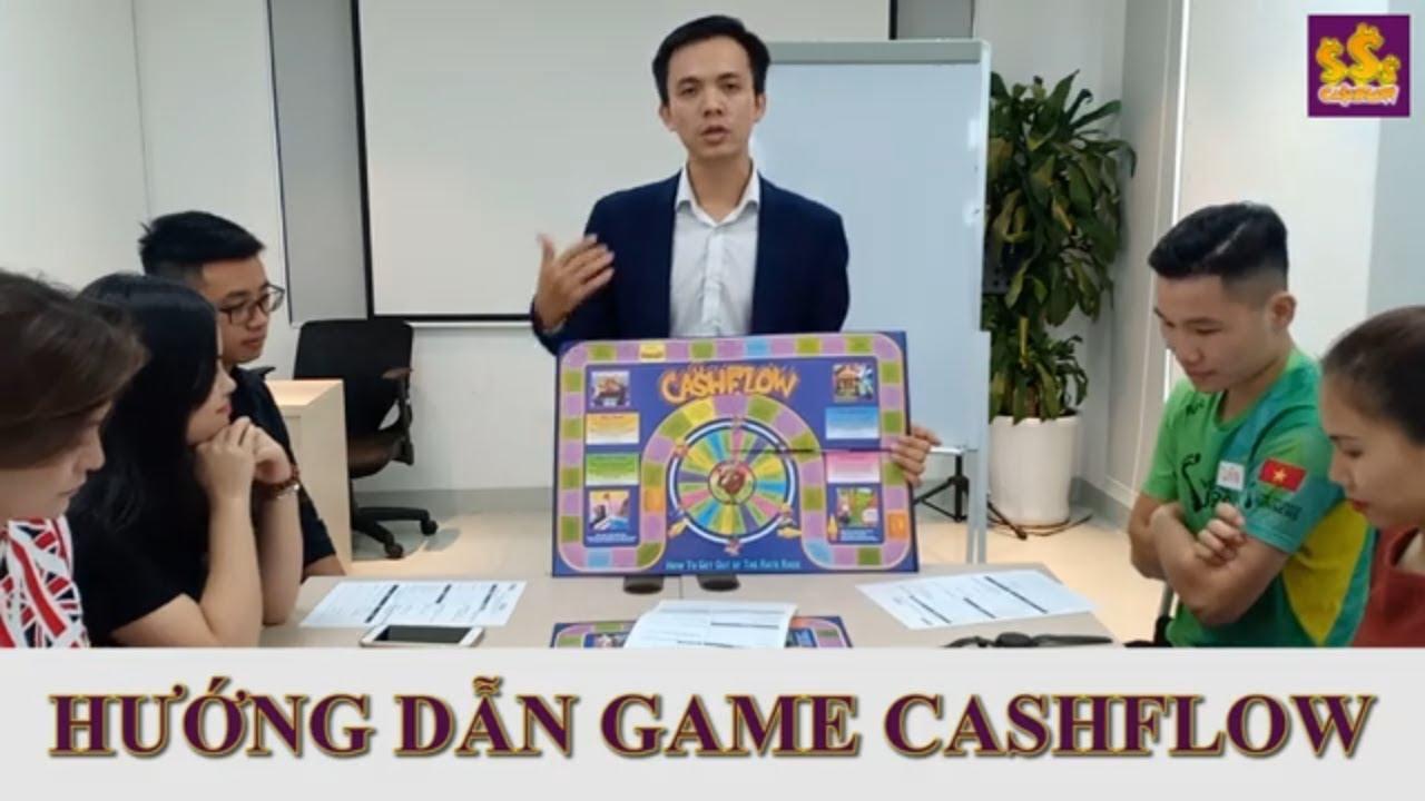 Hướng Dẫn Cách Chơi Game Cashflow | Câu lạc bộ game cashflow Nike - Looking Hà Nội
