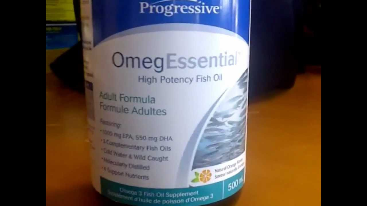 Why Fish Oil Helps Youtube