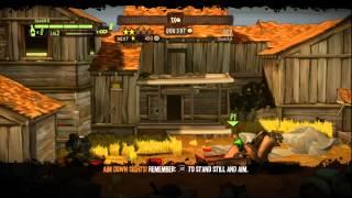Shoot Many Robots - Gameplay Xbox 360 Live Arcade HD