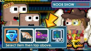 Noob Vs. Pro P.t7 ( He Showed 1700 Dls ) Who Him?   GrowTopia