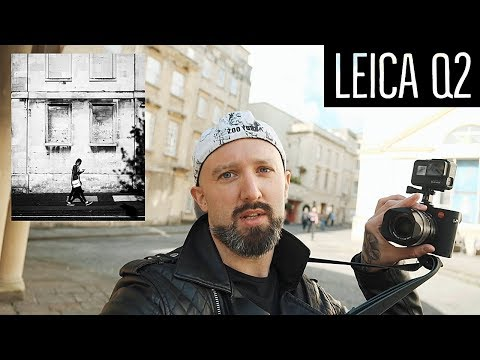 High Contrast Street Photography with Leica Q2