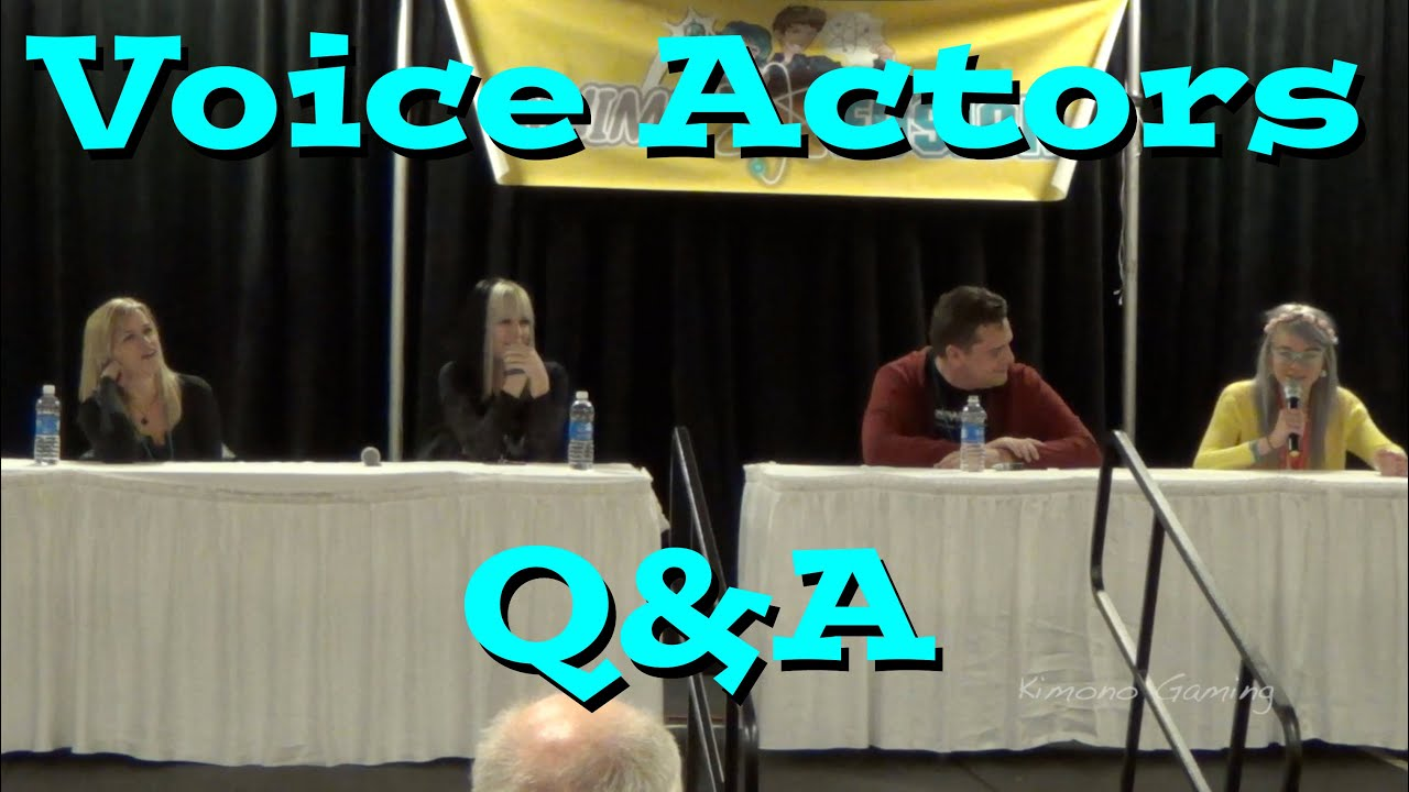 Without further ado, here are 10 extremely popular japanese voice actresses. Voice Actors Q&A - Anime Fusion 2015 - YouTube