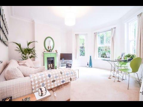London Apartment Tour - West Kensington - Available May 2017