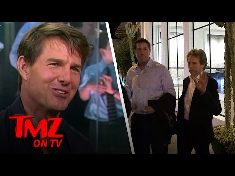 Tom Cruise Confirms 'Top Gun 2' Is Happening | TMZ TV