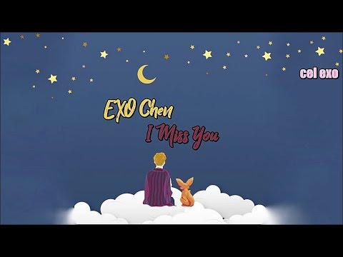 EXO Chen (I Miss You) | Arabic Sub