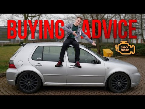 Buying Guide for Volkswagen Golf Mk4's (Things to Look Out For)