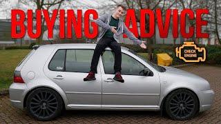 Buying Guide for Volkswagen Golf Mk4
