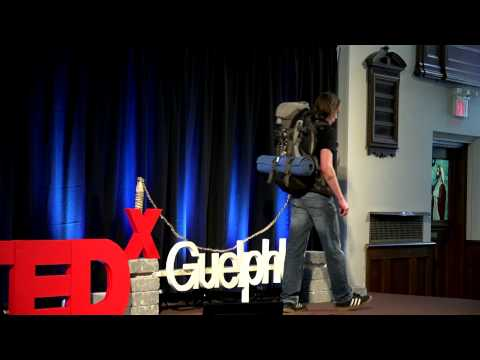 The Biophilic World | Owen Bjorgan | TEDxGuelphU