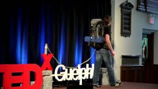 The Biophilic World | Owen Bjorgan | TEDxGuelphU