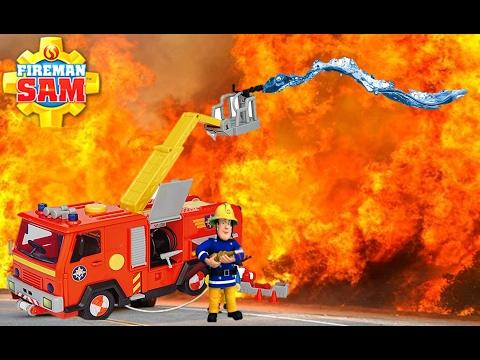Fireman Sam USA NEW Surprises + Fireman Sam's Best Rescues! 🚒 🔥
