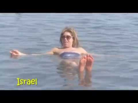 The Dead Sea: Salt, mud and the lowest place on earth. Tour Guide: Zahi Shaked