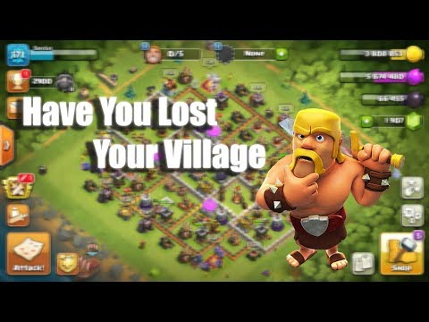 Lost My Village - How To Get Clash Of Clans Lost Village Back In 2019