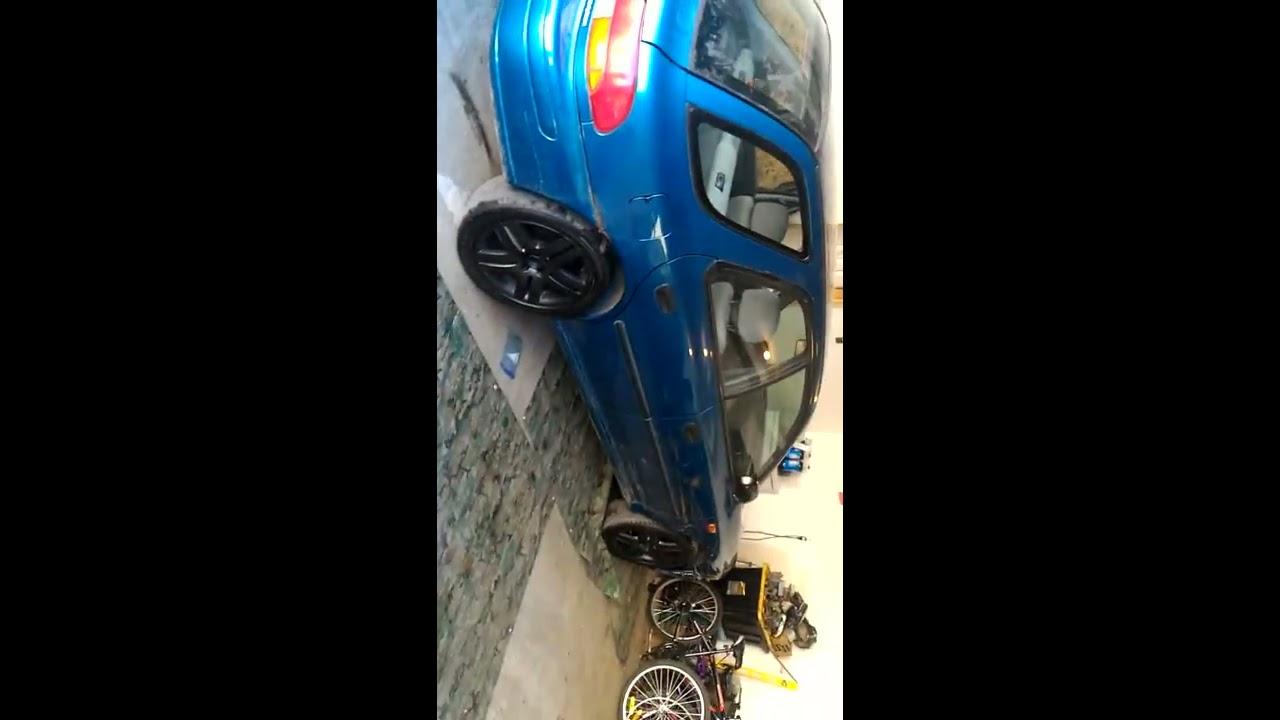 Subaru Impreza H6 swap ez30D