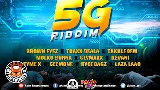Tyme X - Modern Badness [5G Riddim] July 2020