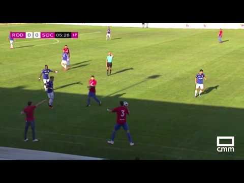 DIRECTO: Fútbol 3ª División. La Roda CF - UD Socuéllamos CF. Castilla-La Mancha Media.