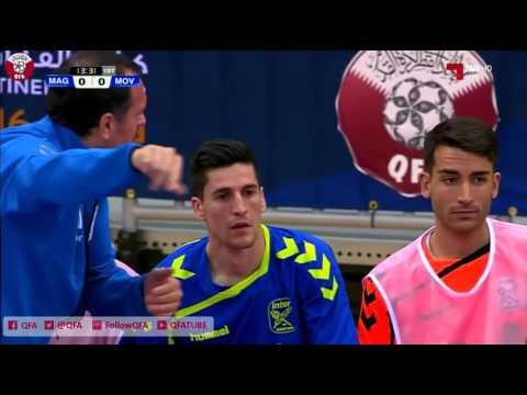 Magnus Futsal Vs Movistar Inter - Futsal Intercontinental Cup 2016