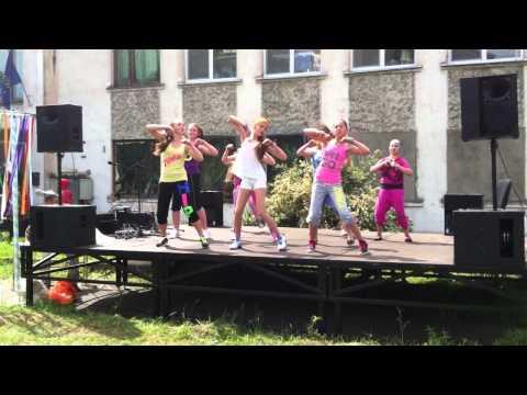 Zumba Teens Zoomaifest 2014 Timber