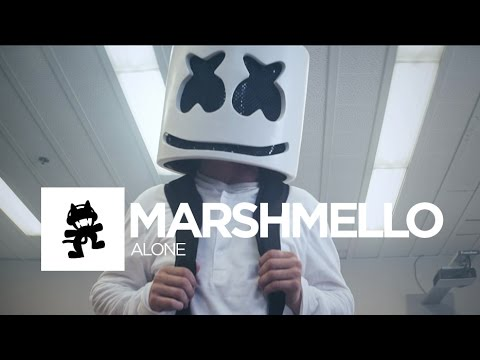 Thumbnail: Marshmello - Alone [Monstercat Official Music Video]