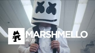 marshmello   alone monstercat official music video