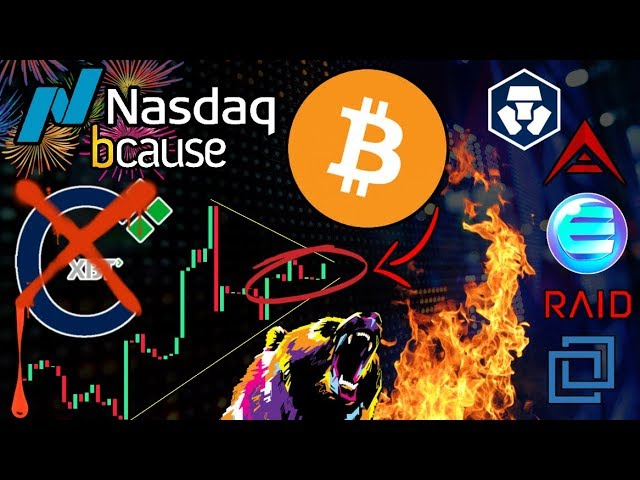MASSIVE Bitcoin Move Incoming?!? Nasdaq's Full Stack Crypto Ecosystem Could Lead to an ETF Approval!