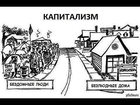 Лекция 'Противоречия капитализма'