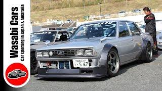 Good Vibrations: 1979 Toyota Corona - Wide Body / Engine Swap