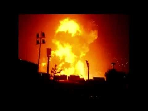 AKTUELLE NEWS - Mega Explosion in Tianjin China 13.08.2015