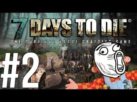 7 Days to Die - บ้านแสนสุข(มั้ง)!?- Alpha - (2)