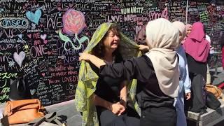 Hijab booth on Kelburn campus