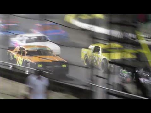 Racing | Volusia Speedway Park | IRON MAN 100 | ( PART 1 ) |  5-16-15