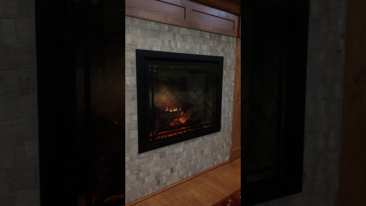Dimplex 30 Inch Revillusion Built-In Electric Fireplace ...