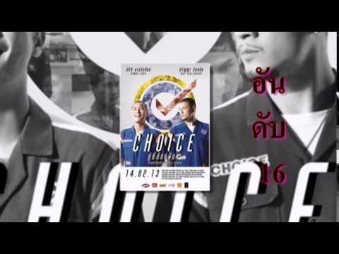 30 อันดับหนังไทยทำเงินประจำปี 2556