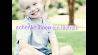 Krebskranke Kinder helfen