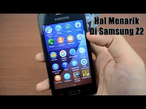 Hal Menarik di Samsung Z2 (Juragan Tekno)