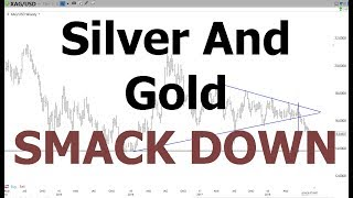 Silver and Gold SMACK DOWN