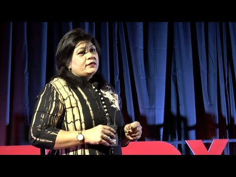 No one is you and that's your power | Dr. CA Reeta Shah | TEDxMITSG