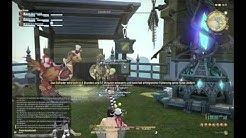 Final Fantasy 14 Lets Fütter (Chocobo Färben mit Erfolg!)