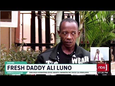 Kati Fresh Daddy Avuganya Na Mutabani We| NBS Amasengejje News Bulletin 15th July 2019