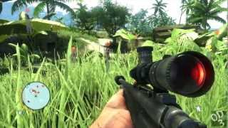 Far Cry 3 Ultra 1080p (Overclocked HD 7850