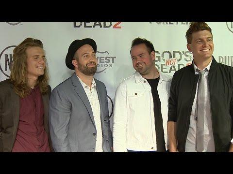 Red Carpet Interviews From 'God's Not Dead 2' Premier Part 2