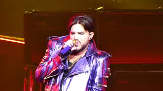Queen + Adam Lambert - Fat Bottomed Girls - Park Theater  LV - 09/14/18