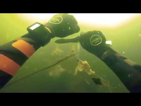 Что рыболовы оставляют на дне   Находки заграницей