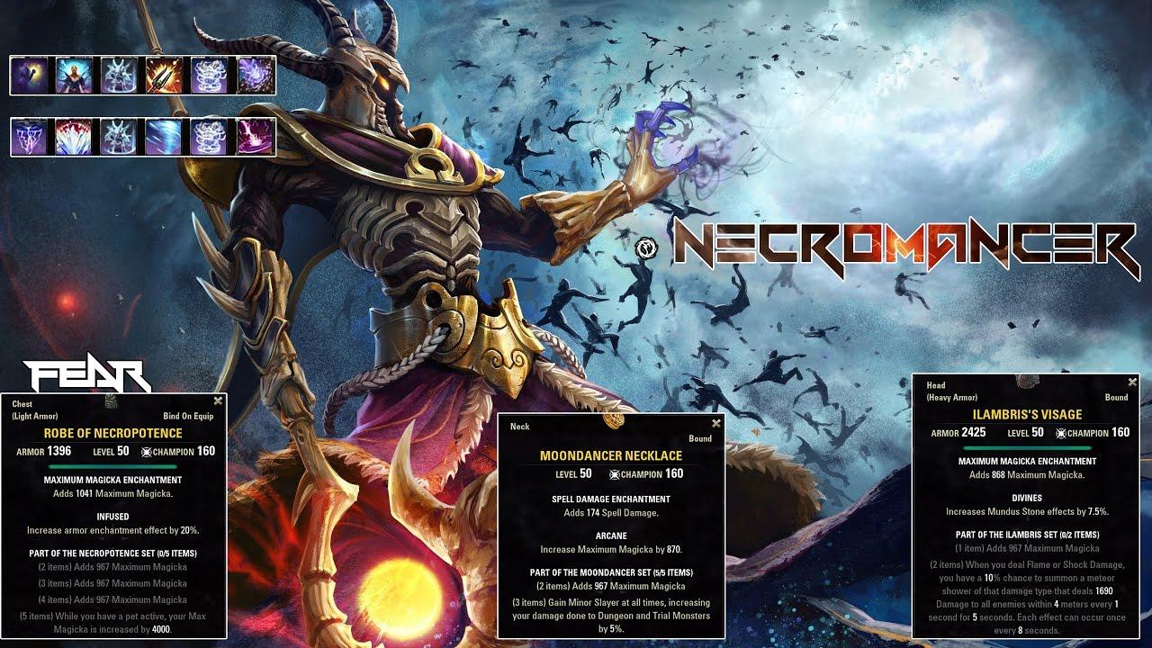 Magicka Sorcerer Pve Build Morrowind