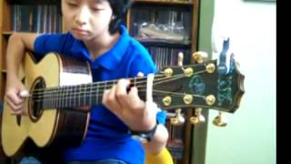 Westlife) My Love   Sungha Jung (Arranged & Played) Acoustic Tabs Guitar Pro 6