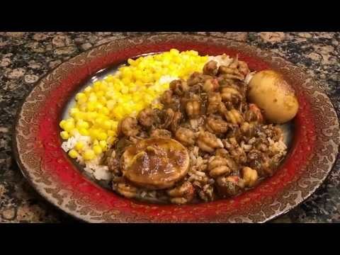 Crawfish Stew (Widescreen) By The Cajun Ninja