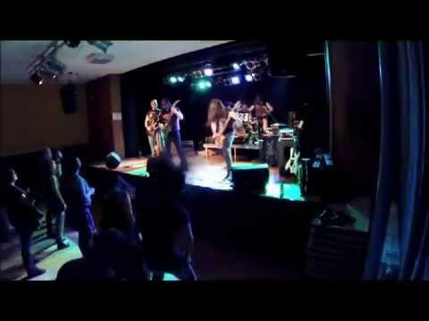Theropoda - Ghoulish Dismemberment Live (31.05.14 Zuffenhausen)