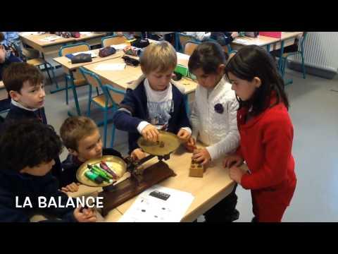 Vidéo de l'année 2013-2014 de la classe des CE2-CM1C