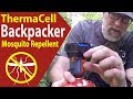ThermaCell Backpacker TEST Mosquito Repellent